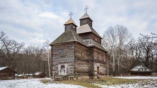Museum of Folk Architecture in Pyrohiv - Polissya, Kyiv, Ukraine, photo 5
