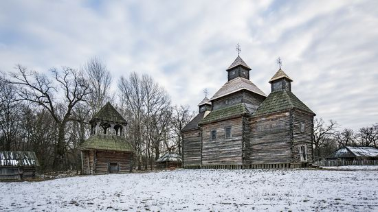 Museum of Folk Architecture in Pyrohiv - Polissya, Kyiv, Ukraine, photo 6