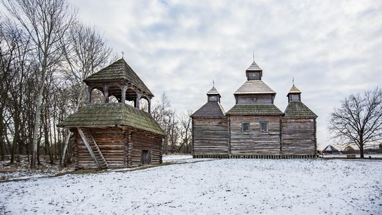 Museum of Folk Architecture in Pyrohiv - Polissya, Kyiv, Ukraine, photo 7