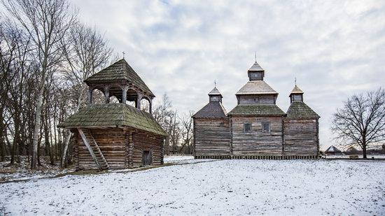 Museum of Folk Architecture in Pyrohiv - Polissya, Kyiv, Ukraine, photo 7
