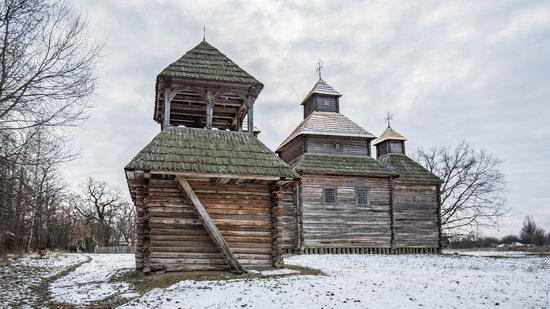 Museum of Folk Architecture in Pyrohiv - Polissya, Kyiv, Ukraine, photo 8