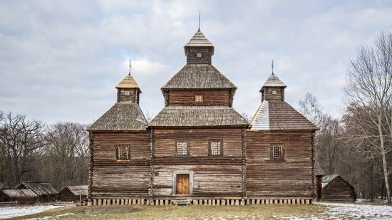 Museum of Folk Architecture in Pyrohiv - Polissya, Kyiv, Ukraine, photo 9