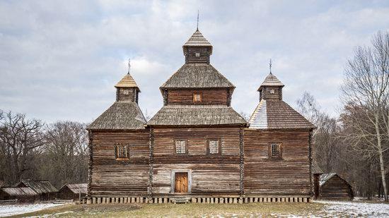 Museum of Folk Architecture in Pyrohiv - Polissya, Kyiv, Ukraine, photo 9