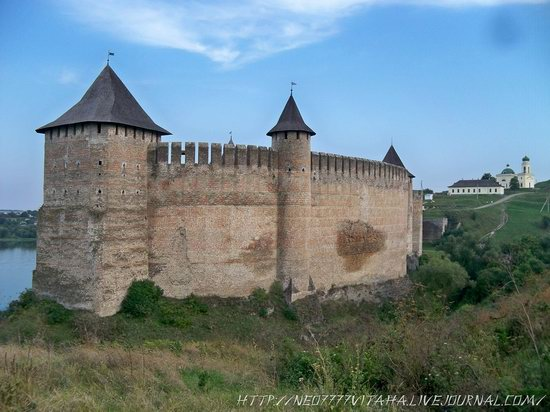 Khotyn Fortress in the Chernivtsi region, Ukraine, photo 10