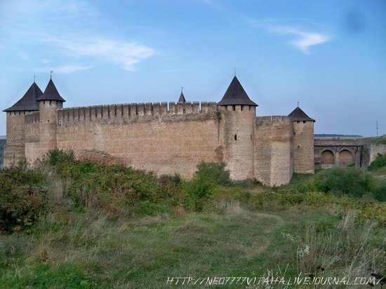 Khotyn Fortress in the Chernivtsi region, Ukraine, photo 11