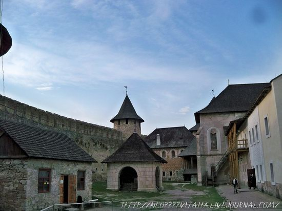 Khotyn Fortress in the Chernivtsi region, Ukraine, photo 12