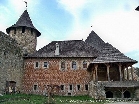 Khotyn Fortress in the Chernivtsi region, Ukraine, photo 13