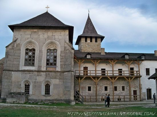 Khotyn Fortress in the Chernivtsi region, Ukraine, photo 14