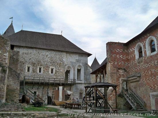 Khotyn Fortress in the Chernivtsi region, Ukraine, photo 21