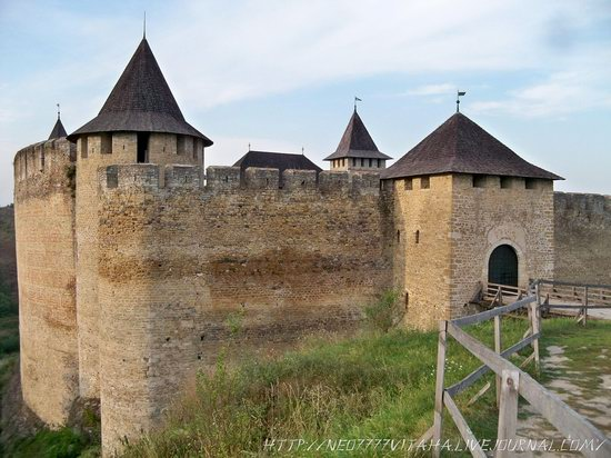 Khotyn Fortress in the Chernivtsi region, Ukraine, photo 23