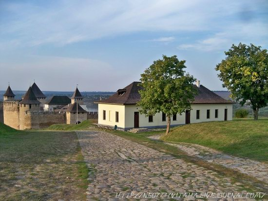 Khotyn Fortress in the Chernivtsi region, Ukraine, photo 24
