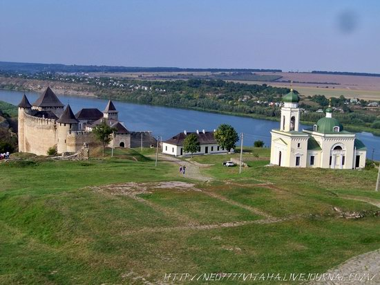 Khotyn Fortress in the Chernivtsi region, Ukraine, photo 25