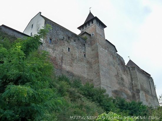 Khotyn Fortress in the Chernivtsi region, Ukraine, photo 6