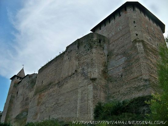 Khotyn Fortress in the Chernivtsi region, Ukraine, photo 7