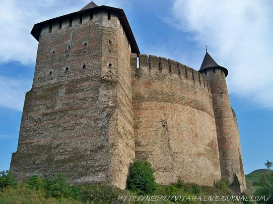 Khotyn Fortress in the Chernivtsi region, Ukraine, photo 9