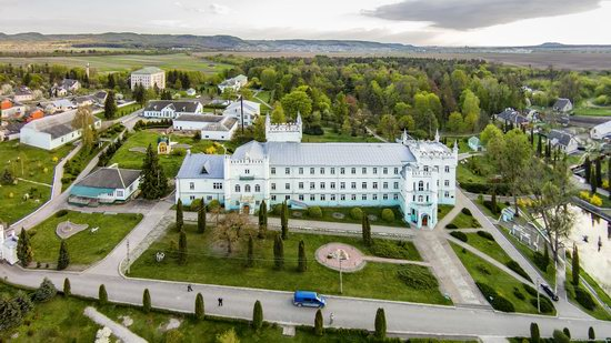 Neo-Gothic Castle in Bilokrynytsya, Ternopil region, Ukraine, photo 1
