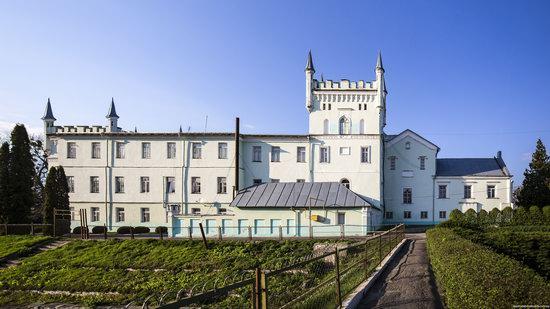 Neo-Gothic Castle in Bilokrynytsya, Ternopil region, Ukraine, photo 16