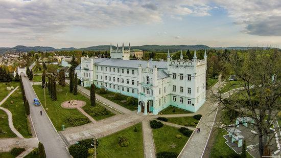 Neo-Gothic Castle in Bilokrynytsya, Ternopil region, Ukraine, photo 23