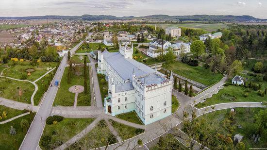 Neo-Gothic Castle in Bilokrynytsya, Ternopil region, Ukraine, photo 3