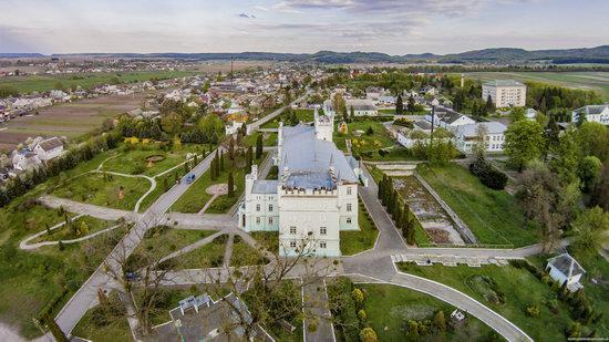 Neo-Gothic Castle in Bilokrynytsya, Ternopil region, Ukraine, photo 4