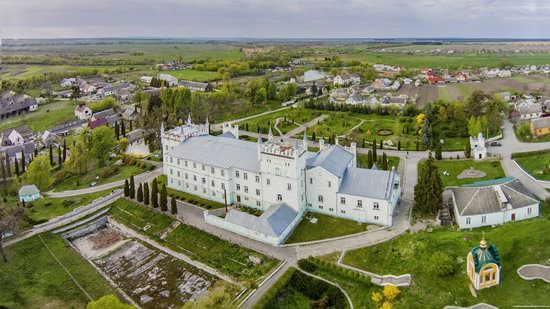 Neo-Gothic Castle in Bilokrynytsya, Ternopil region, Ukraine, photo 7