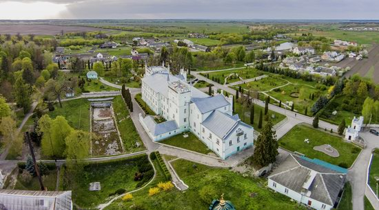 Neo-Gothic Castle in Bilokrynytsya, Ternopil region, Ukraine, photo 8