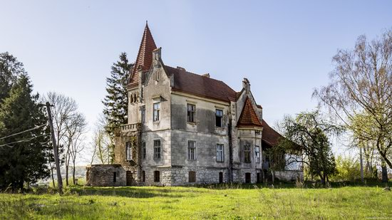 Timelman's Manor-Palace in Lychkivtsi, Ternopil region, Ukraine, photo 1