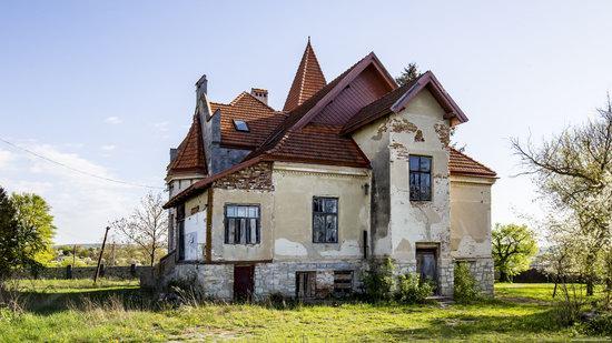 Timelman's Manor-Palace in Lychkivtsi, Ternopil region, Ukraine, photo 10