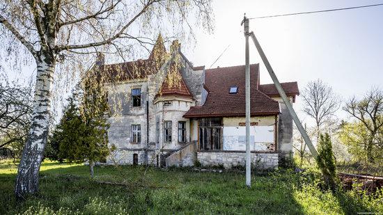 Timelman's Manor-Palace in Lychkivtsi, Ternopil region, Ukraine, photo 14