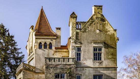 Timelman's Manor-Palace in Lychkivtsi, Ternopil region, Ukraine, photo 16