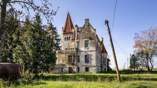 Timelman's Manor-Palace in Lychkivtsi, Ternopil region, Ukraine, photo 17