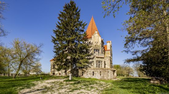 Timelman's Manor-Palace in Lychkivtsi, Ternopil region, Ukraine, photo 7
