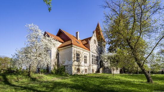 Timelman's Manor-Palace in Lychkivtsi, Ternopil region, Ukraine, photo 8
