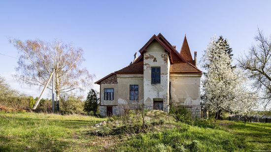 Timelman's Manor-Palace in Lychkivtsi, Ternopil region, Ukraine, photo 9