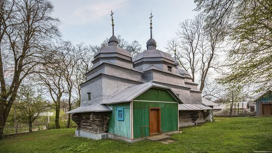 Church of St. John in Ivane-Puste, Ternopil region, Ukraine, photo 11