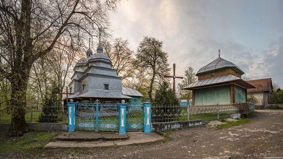 Church of St. John in Ivane-Puste, Ternopil region, Ukraine, photo 2