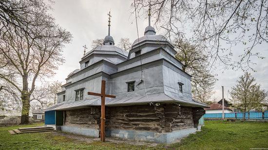 Church of St. John in Ivane-Puste, Ternopil region, Ukraine, photo 3