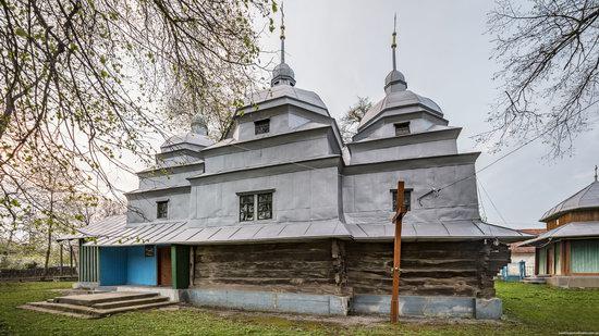 Church of St. John in Ivane-Puste, Ternopil region, Ukraine, photo 4