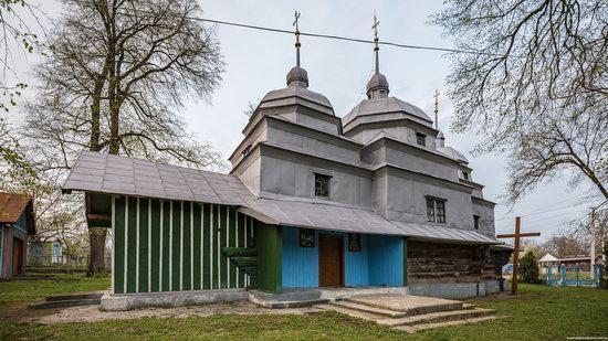 Church of St. John in Ivane-Puste, Ternopil region, Ukraine, photo 5