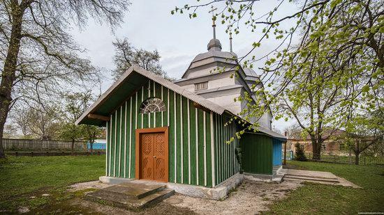 Church of St. John in Ivane-Puste, Ternopil region, Ukraine, photo 6