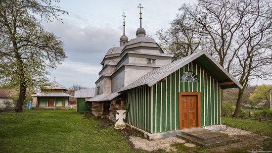 Church of St. John in Ivane-Puste, Ternopil region, Ukraine, photo 7