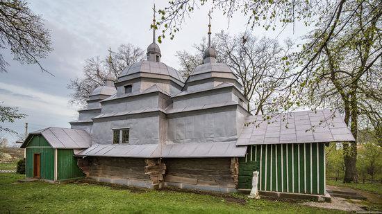 Church of St. John in Ivane-Puste, Ternopil region, Ukraine, photo 8