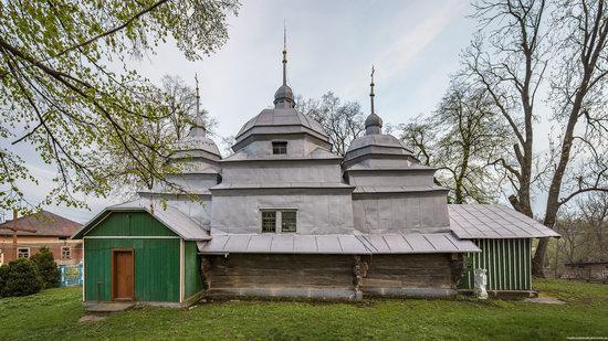 Church of St. John in Ivane-Puste, Ternopil region, Ukraine, photo 9