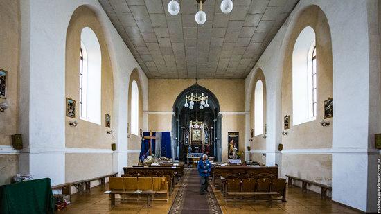 Church of Our Lady in Trybukhivtsi, Ternopil region, Ukraine, photo 11