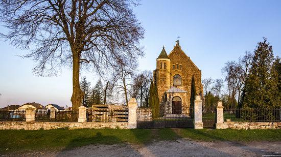Church of Our Lady in Trybukhivtsi, Ternopil region, Ukraine, photo 15