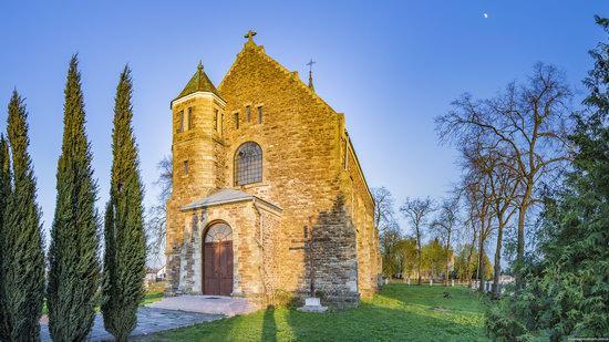 Church of Our Lady in Trybukhivtsi, Ternopil region, Ukraine, photo 3