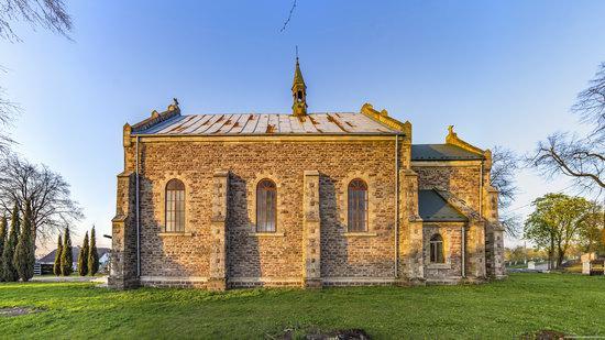 Church of Our Lady in Trybukhivtsi, Ternopil region, Ukraine, photo 4