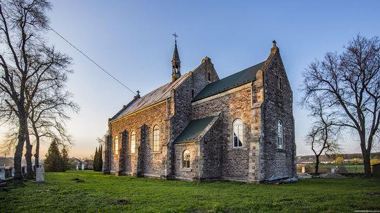 Church of Our Lady in Trybukhivtsi, Ternopil region, Ukraine, photo 6