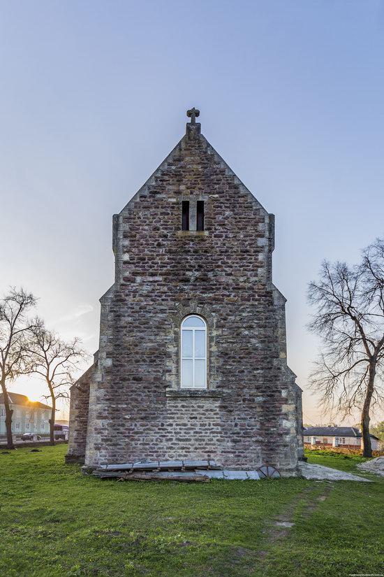 Church of Our Lady in Trybukhivtsi, Ternopil region, Ukraine, photo 7