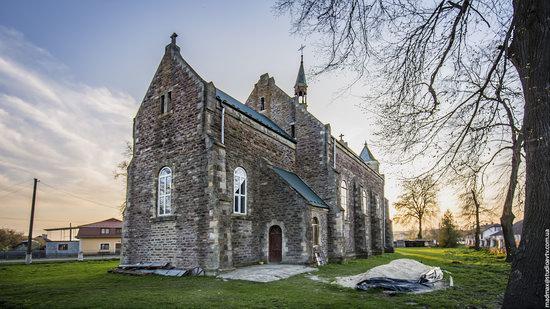 Church of Our Lady in Trybukhivtsi, Ternopil region, Ukraine, photo 8